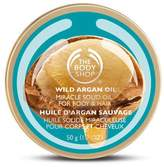 The Body Shop Wild Argan Oil - The Radiant Oil for Body & Hair