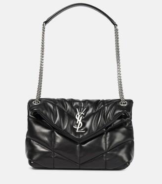 Saint Laurent Loulou Puffer Small shoulder bag