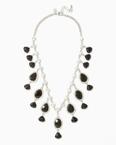 Charming charlie Brilliant Drops Statement Necklace