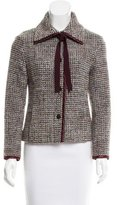 M Missoni Wool Tweed Jacket