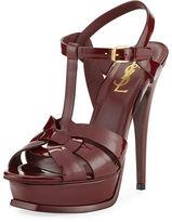 Saint Laurent Tribute Patent 135mm Sandal