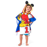 Disney Mickey Mouse Hooded Towel for Kids - Personalizable