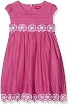 S'Oliver Girl's Kleid Kurz Dress