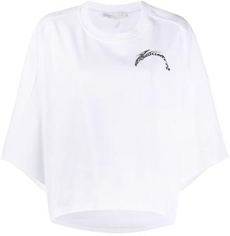 Fenty Beyond Limits print oversized T-shirt