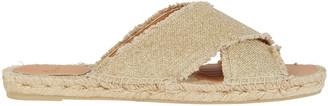Castaner Palmera Espadrille Flat Sandals