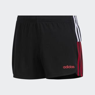 adidas Clashing Stripes Shorts
