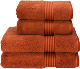 Christy Supreme Hygro Towel - Paprika - Bath Sheet