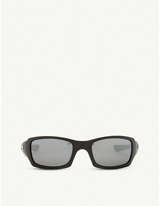 Oakley OO9238 rectangle-frame sunglasses