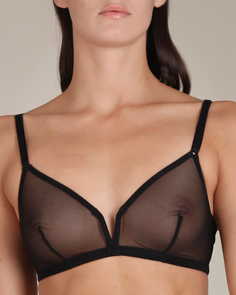 Eres Le Tulle Providence Full Cup Bra