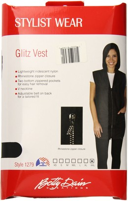 Betty Dain Glitz Vest 1279 XX-Large