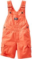 Osh Kosh Toddler Boy Cargo Shortalls