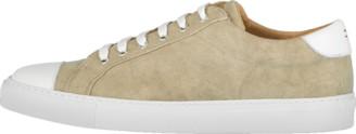 Eleventy Canvas Cap-Toe Sneaker