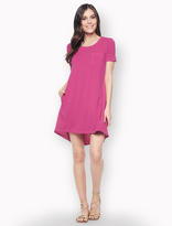 Splendid Rayon Jersey Pocket Dress