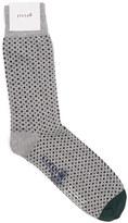 Corgi X Jigsaw Irregular Dot Sock