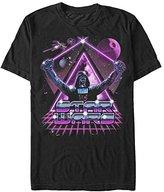 Star Wars Men's Cross Graphic T-Shirt