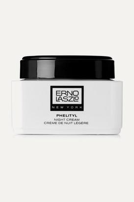 Erno Laszlo Phelityl Night Cream, 50ml - Colorless