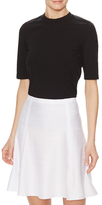 Wolford Luxe Wool Crewneck Top