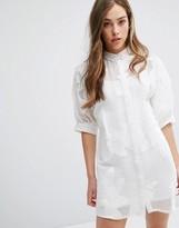 Little White Lies Avia Button Front Dress