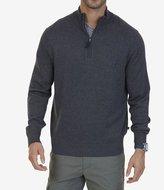 Nautica Quarter Zip Pullover Sweater
