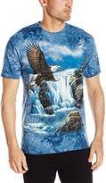 The Mountain Men's Majestic Flight Short Sleeve T-Shirt