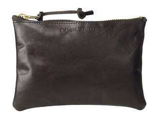 Filson Medium Leather Pouch