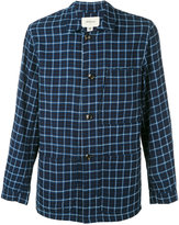 Bellerose plaid jacket - men - Cotton - L