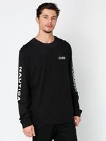 Nautica N83 Coastal Sailing Long Sleeve T-Shirt