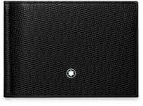 Montblanc Leather Bifold Card Slots