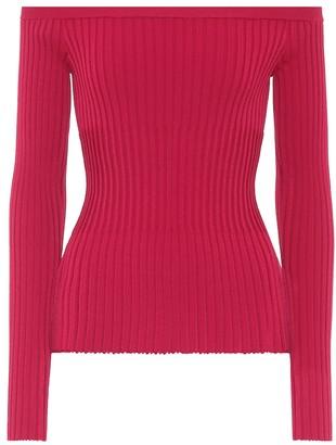 Altuzarra Sweetwater off-shoulder sweater