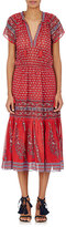 Ulla Johnson Women's Neela Silk Maxi Dress