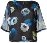 Mini Market Minimarket - 'Suffix' blouse - women - Silk/Polyester - 34