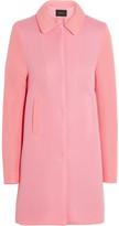 Simone Rocha Wafer-mesh coat