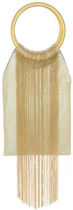 Whiting & Davis Gold Rush Clutch Bag