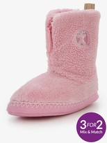 Bedroom Athletics Short Snow Tipped Sherpa Boot