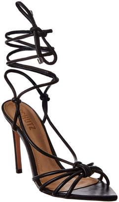 Schutz Meela Leather Sandal