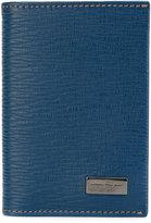 Salvatore Ferragamo branded wallet - men - Calf Leather - One Size