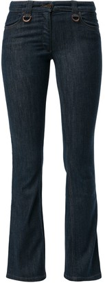 Céline Pre Owned Straight-Fit Regular Jeans
