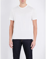Corneliani Crewneck Cotton-jersey T-shirt