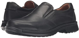 Ecco Fusion II Slip-On (Coffee) Men's Shoes