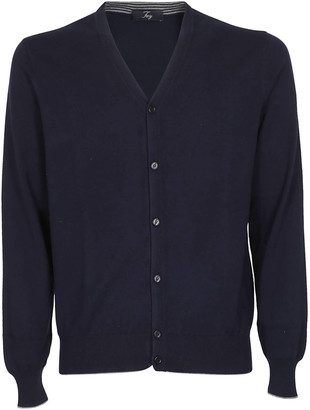 Fay Button-up Cardigan