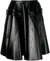 Rochas oversized pocket skirt