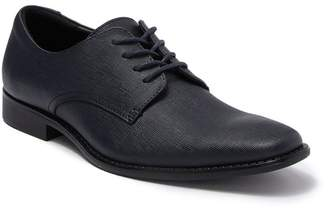 Calvin Klein Ridge Jr. Embossed Leather Derby