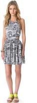 Mara Hoffman Cutout Day Dress