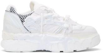Maison Margiela White Fusion Sneakers