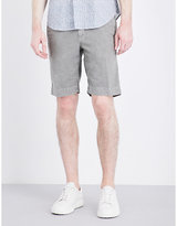 Slowear Regular-fit Stretch-cotton Shorts