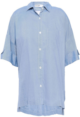 Stateside Pleated Cotton Shirt