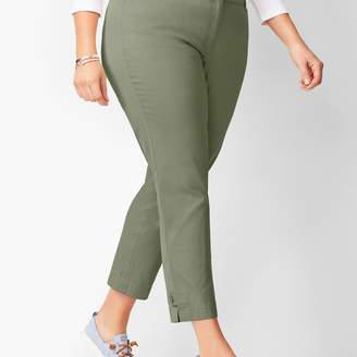 Talbots Perfect Crops - Solid