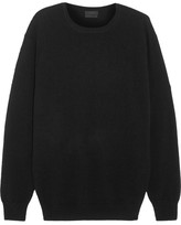 J.Crew Collection Cashmere Sweater - Black