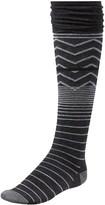 Smartwool Metallic Optic Frills Socks - Merino Wool, Over the Knee (For Women)