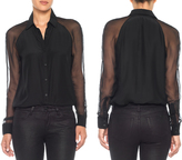 Vanya Silk Blouse 100% Silk